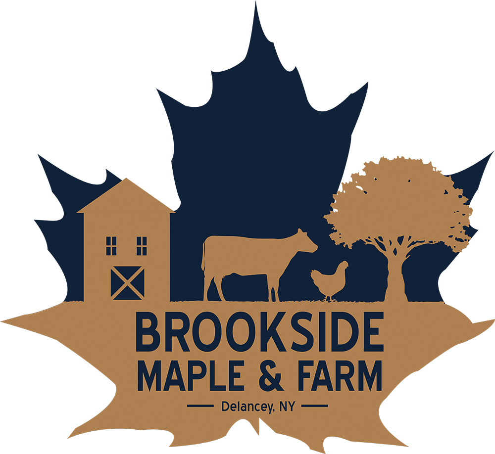 Brookside Maple & Farm logo